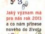 10.1.2013 Beseda s numeroložkou