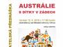 12.4.2018 Austrálie s dítky v zádech