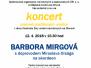 12.4.2018 Koncert – Dny umění nevidomých na Moravě