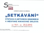 14.1.2012–25.2.2012 Výstava o aktivních seniorech v městské knihovně Orlová