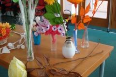 Květy z papíru 054