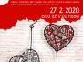 27.2.2020 Srdce z černého drátu