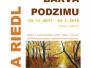 30.11.2017–10.1.2018 Eda Riedl – Barva podzimu