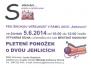 5.6.2014 Setkávání u ručních prací – Pletení ponožek o dvou jehlích