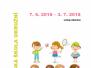 7.6.2018–3.7.2018 Výstava výtvarných prací MŠ Okružní