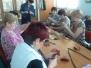 9.5.2013 Setkávání u ručních prací – Bibulky