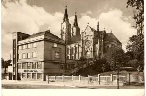 Obecní veřejná knihovna 1921